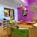 Salle enfants crèche garde d'enfants rennes