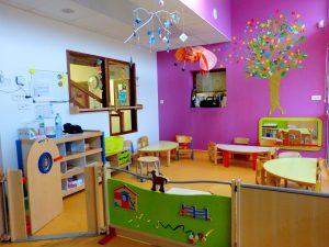 Crèche garde d'enfants à Rennes