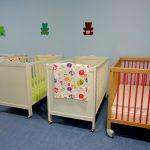 Dortoir bébé crèche garde d'enfants rennes