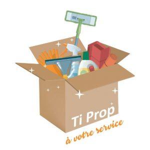 Logo Ti Prop à votre service