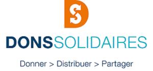 Logo de Dons Solidaires