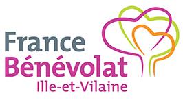 Logo de France Bénévolat Ille-et-vilaine