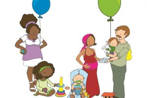 Espace d'accueil, de jeux et de partage enfant parent